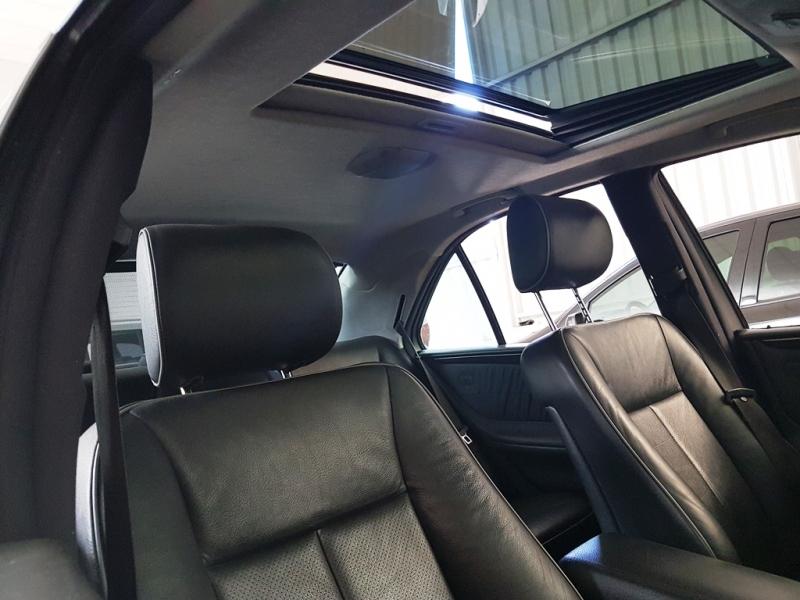 MERCEDES-BENZ E 320 3.2 AVANTGARDE V6 GASOLINA 4P AUTOMATICO